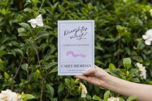 Carly Riordan Author