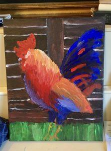 Beni Riordan Rooster