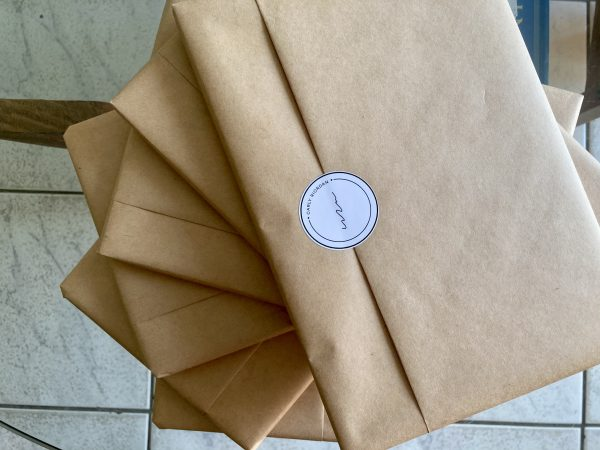 Daughter Wait Bulk order wrapped